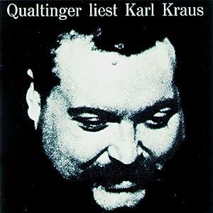 Qualtinger liest Karl Kraus Hörbuch