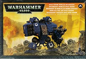 Warhammer 40k Space Marines Ironclad Dreadnought