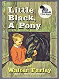 LITTLE BLACK, A PONY,  I Can Read It All By Myself Beginner Books