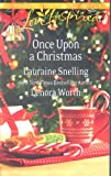 img - for Once Upon a Christmas : The Most Wonderful Time of the Year; 'Twas the Week Before Christmas (A Love Inspired Romance) book / textbook / text book