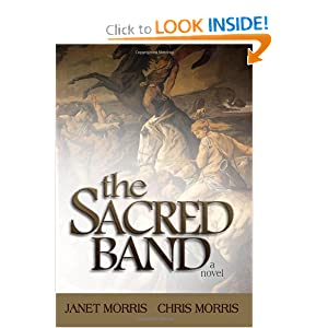 The Sacred Band by Janet Morris and Chris Morris