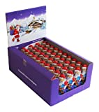 Milka Chocolate Santa Alpine Milk 20g (pack of 50)