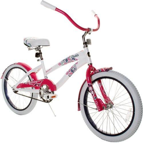 Ozone 500 Girls Bike Oasis 20 Inch Cruiser Bicycle