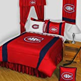 NHL Montreal Canadiens - 4 pc Bedding Set - Sports - Twin/Single