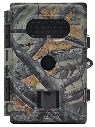 XIKEZAN No/Low Glow Waterproof Game & Trail Hunting Camera 8MP 720P HD Infrared Night Vision 1 Year Manufacturer Warranty