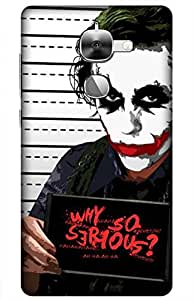 iessential joker batman Designer Printed Back Case Cover for LeEco Le Max2