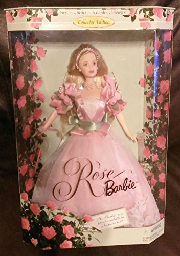 1999 Barbie Collectibles - Rose Barbie
