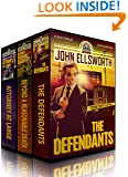 Thaddeus Murfee Box Set Books 1-3 (Thaddeus Murfee Mystery Series of Crime & Legal Thrillers Book 7)
