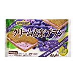 バランスアップ クリーム玄米ブランブルーベリー (2枚×2袋)×6個