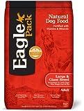 Eagle Pack Natural Dry Dog Food for Large & Giant Breed Chicken & Pork Meal Health Formula, 30-Pound Bag