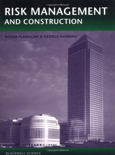 Risk Management And Construction front-1075023