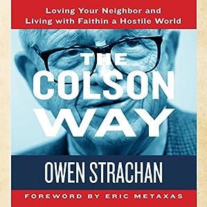 The Colson Way Audiobook