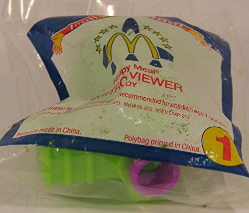 McDonalds Happy Meal Astro Viewer Toy - 1