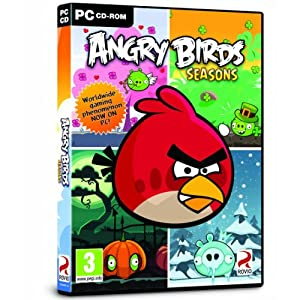 Angry Birds Seasons Include Crack Full Version Free Download Logo
