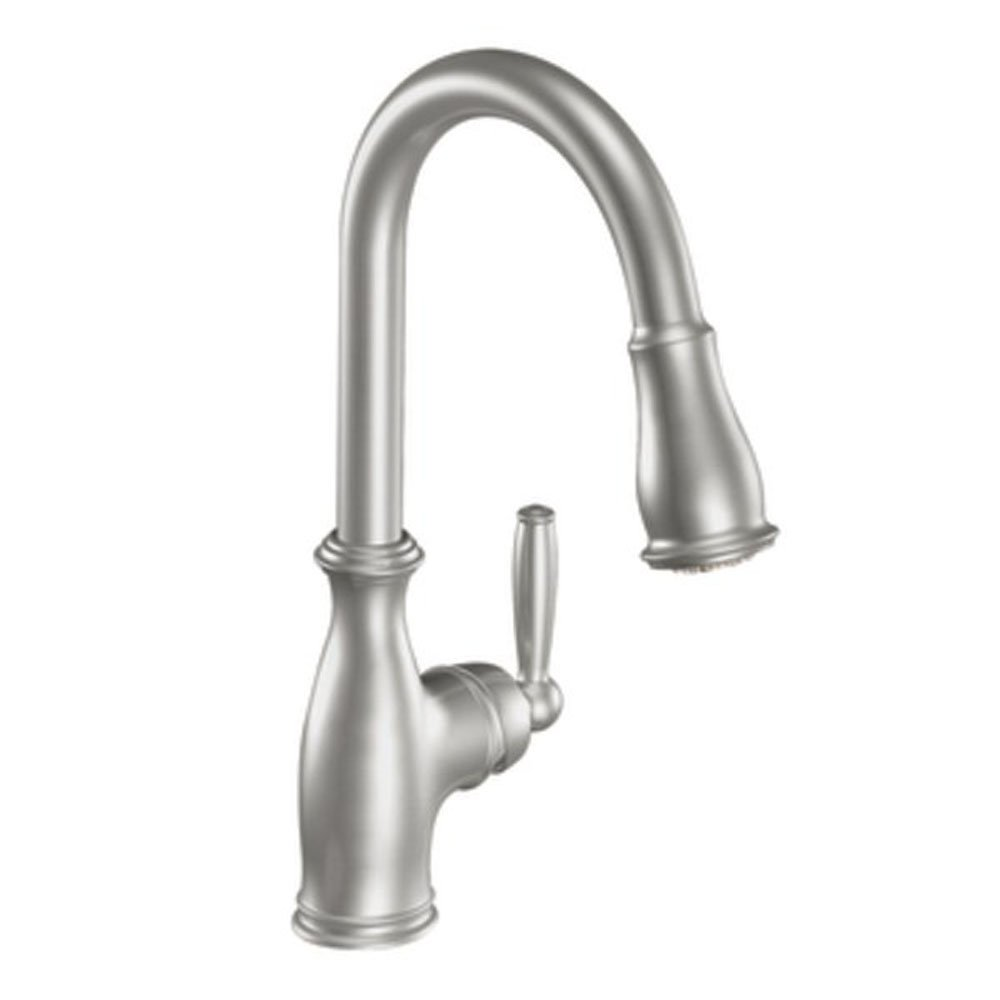 moen kitchen faucets
