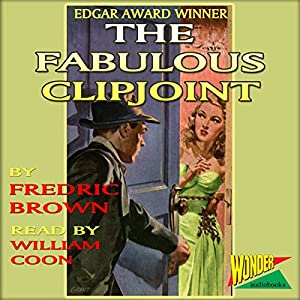 The Fabulous Clipjoint Audiobook