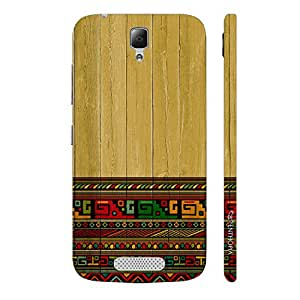 Enthopia Designer Hardshell Case Aztec from Greece Back Cover for Lenovo A2010