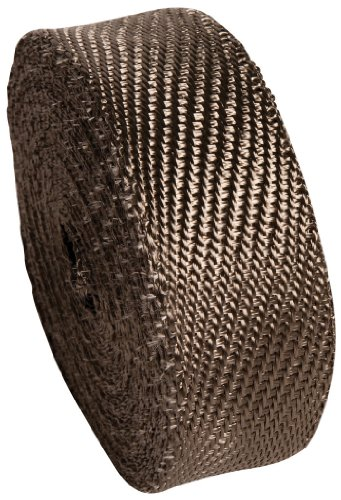 "HeatShield 372005 Lava Wrap 2"" Wide x 15' Exhaust Insulating Heat Wrap"