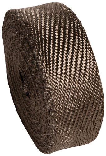 "HeatShield 372005 Lava Wrap 2"" Wide x 15' Exhaust Insulating Heat Wrap"