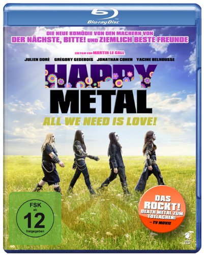 Happy Metal - All we need is Love! [Blu-ray]