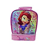Disney Sofia the First Dual Compartment Lunch Kit