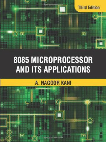 8085 Microprocessor and its Applications