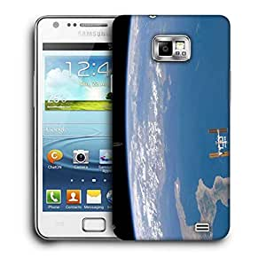 Snoogg Cyclone Printed Protective Phone Back Case Cover For Samsung Galaxy S2 / S II