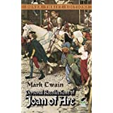 Personal Recollections Joan ARC (Dover Thrift Editions)by Mark Twain