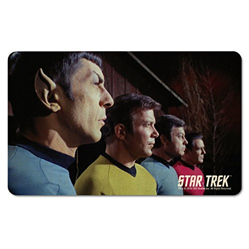 Star Trek - Petit-déjeuner - Captain Kirk & Spock - McCoy & Scotty - The Original Series