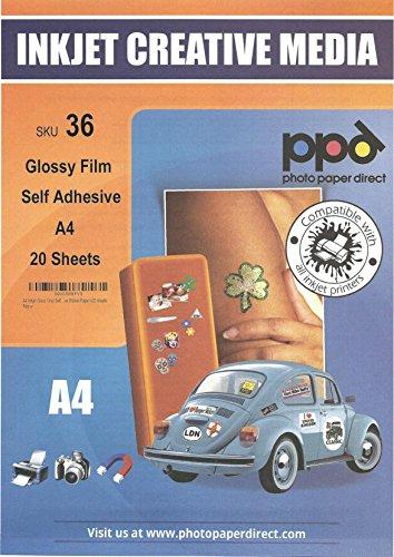 a4-jet-dencre-gloss-vinyle-auto-adhesif-papier-autocollant-20x-feuilles