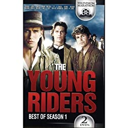 The Young Riders: Best of Season 1 (Gift Box)