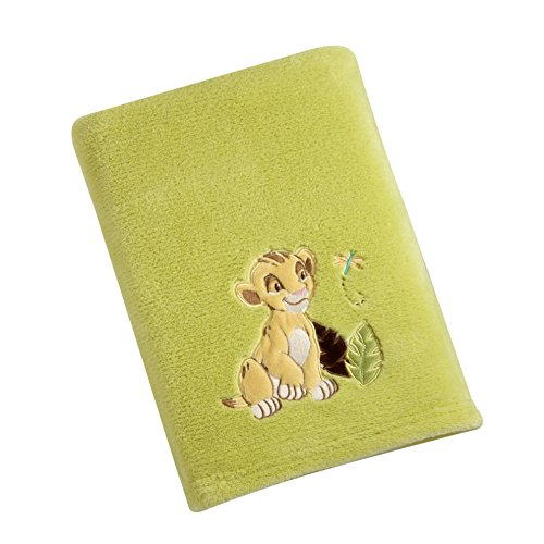 Disney Lion King Blanket, Green