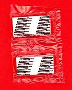 8mm Movie Film Splicing Presstapes - 20 Splices - Clear Tape