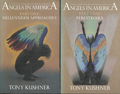 angels in america essay 2 Angels in america: a gay fantasia on national themes is a two-part play by american playwright tony kushner by contrast, in an essay titled angles in america.