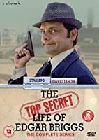 The Top Secret Life of Edgar Briggs: The Complete Series [DVD]