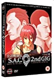 Ghost In The Shell - Stand Alone Complex - 2nd Gig - Vol. 4 [DVD]