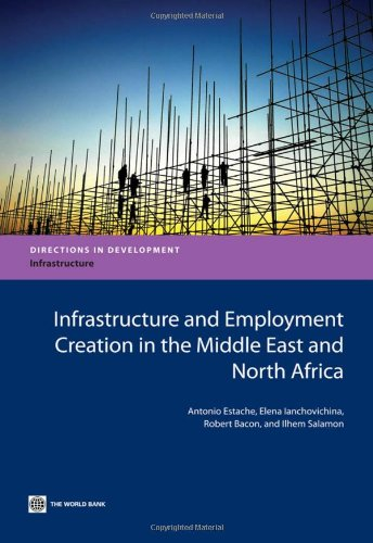 Infrastructure and Employment Creation in the Middle East and North Africa (Directions in Development)