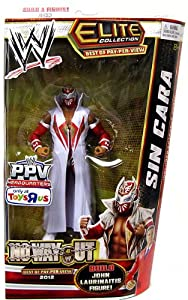 WWE 2012 EXCLUSIVE WWE ELITE BEST OF PPV NO WAY OUT ~ SIN CARA ~ WRESTLING ACTION FIGURE at Sears.com