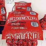 Matching Bedrooms England Red Rotary Double Duvet Setby Matching Bedroom Sets