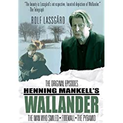 Wallander: The Original Episodes, Set 1