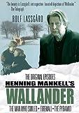 Wallander: The Original Episodes, Set 1