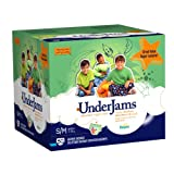 Pampers UnderJams Boys Size 7 (S/M) Diapers Big Pack 50 Count ~ Pampers