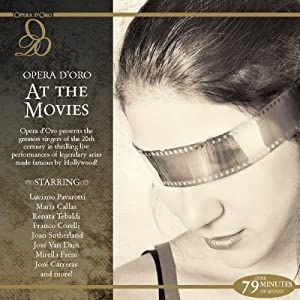 Opera Doro At The Movies from Opera D'oro