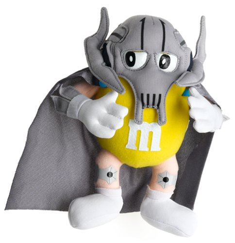 Star Wars M-PIRE PLUSH BUDDY GENERAL GRIEVOUS - 1