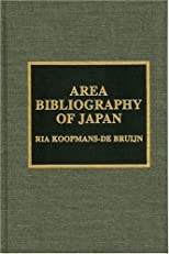 Area Bibliography of Japan