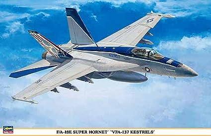 Maquette avion: F/A 18E Super Hornet VFA 137 K
