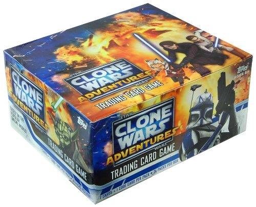 Star-Wars-Clone-Wars-Adventures-Trading-Card-Game-Box-of-24-Packs