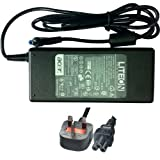 Acer Aspire 6530G Laptop AC Adapter Charger Power Supply PSU 6530G