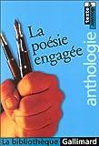echange, troc Collectif - Anthologie de la poésie engagée