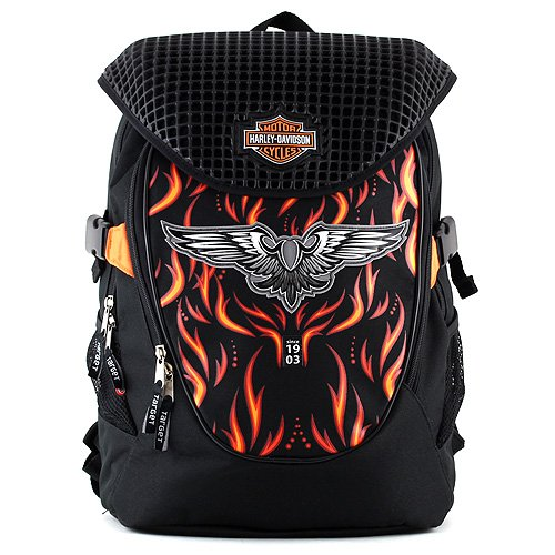 Cartable Harley Davidson